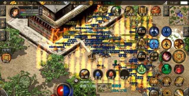 传奇sf中游戏时装隐孤村神甲在哪里爆出? 传奇sf 第1张