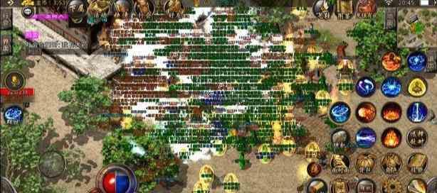 超变态传奇手游里玩家要怎样走才能够找到尸王殿 超变态传奇手游 第1张