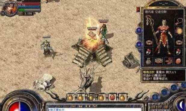 传奇新开里战士必将横行于游戏当中 传奇新开 第1张