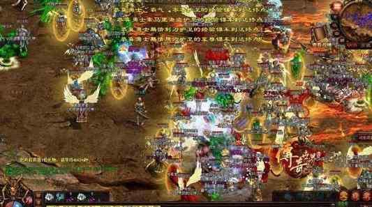 令人无语的传奇世界sf中游戏 传奇世界sf 第1张